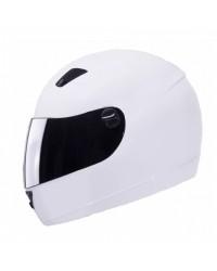 Capacete New EBF 7 Solid Branco
