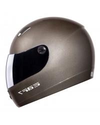 Capacete New EBF 7 Solid Prata