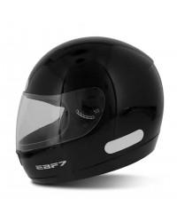 Capacete New EBF 7 Solid Preto