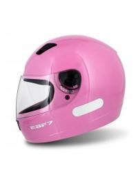 Capacete New EBF 7 Solid Rosa