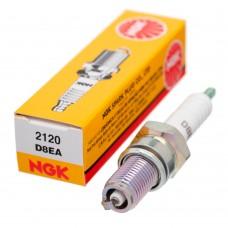 Vela de Ignição D8ea CG NX 150 – CBX 150 XL 250R CB 400 NGK