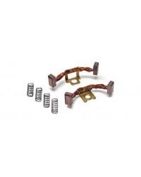 Reparo das Escovas Motor Partida XRE 300- Magnetron