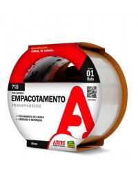 Fita Para Fechamento Embalagem Transparente 48mmx50m Adere
