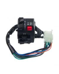 Conjunto Interruptor Luz Lado Esquerdo XR 200- Condor