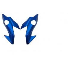 Capa Lateral Farol Titan 160 Azul EX SPORTIVE