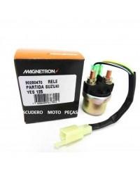 Rele Partida Suzuki/Yes 125 MAGNETRON