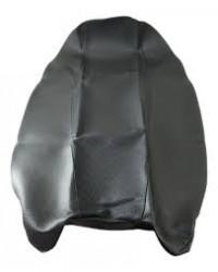 Capa de Banco Atiderrapante Preta Titan 150 04/08- Piracapas