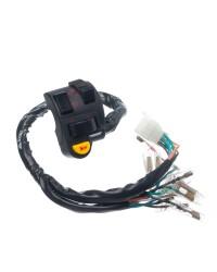 Conjunto Interruptor Luz Lado Esquerdo XLS 125- Condor