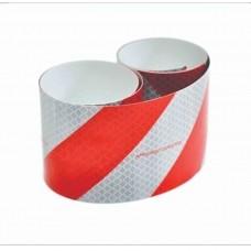 Faixa De Bau Refletiva Vermelha- Universal Alcom