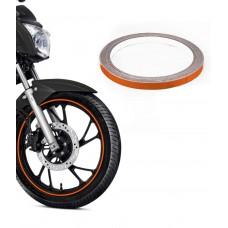 Adesivo Laranja Friso Da Roda Sem Caixinha- Protector