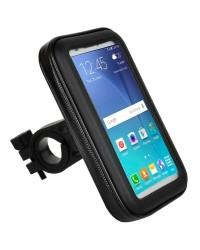 Suporte GPS/Celular Com Capa Moto Bike Exbom