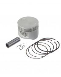 Pistão Kit Com anel Kmp Yes 125 0.25