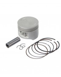 Pistão Kit Com anel Kmp Yes 125 0.50