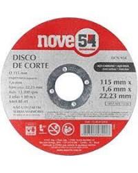 Disco Corte 115,0x3, 0x 22,23 Grosso- Nove54