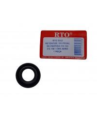 Retentor do Pedal de Partida CG 125/150/ CBX aero  RTO