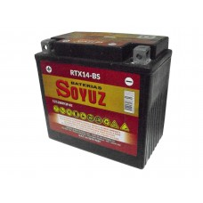 Bateria Suzuki DL1000V RTX14-BS Soyuz