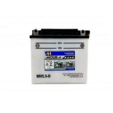 Bateria YBR 125 MV5,5-D Moura