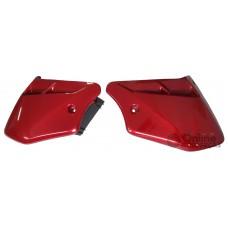 Aba Tanque CBX 250 Twister Vermelha 2006 2007 - Par - Paramotos