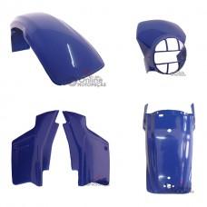 Kit Plástico XL 250R 1982 1983 Azul Sportive