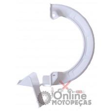 Protetor Disco Freio DT 200 Branco Paramotos