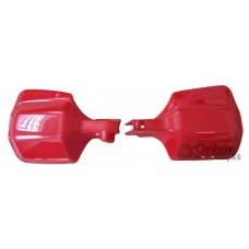 Protetor de Mão XR 200 2001 e 2002 Vermelho - Par - Paramotos