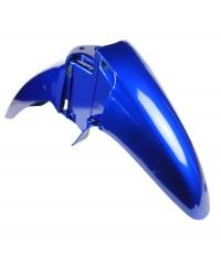 Paralama Dianteiro Paramotos Biz c 100 Azul Metalico 2001