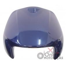 Carenagem Frontal Bico C100 Biz 2005 Azul Melc