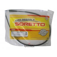 Cabo Acelerador NXR 150 Bros 2003 a 2008 Soretto