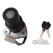 Chave Ignição Contato DT 200 DT 200R Duas Barras