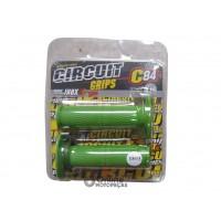 Manopla Cobra II Verde - Par - Circuit