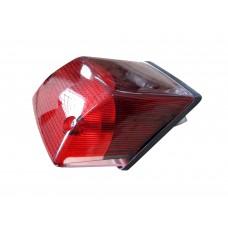 Lanterna Traseira DT 200 XTZ 125 XT 600 Vermelha Paramotos