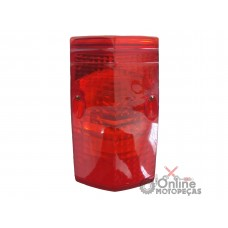 Lanterna Traseira XT 660R Vermelha Paramotos