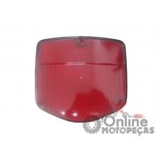 Lente Lanterna CB 400 - Vermelha - Paramotos