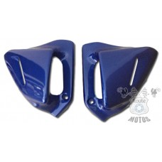 Aba Tanque CBX 200 Strada Azul 2001 - Par - Paramotos
